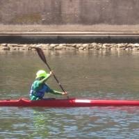 水上練習(H29.5.27)