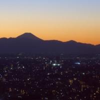 2017 新春の富士山