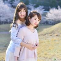 松浦里紗&りか@広島・世羅桜祭-4