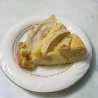 りんごのケーキ(本当はマフィンなんだけれど)