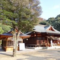 埃宮・多家神社(えのみや・たけじんじゃ)