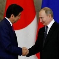緊張緩和へ日本とロシアが緊密協力、挑発回避呼び掛け・・・この動きは正解です。