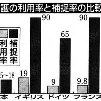 日本は、どうも弱い立場の者を見殺しにする野蛮社会なようだ