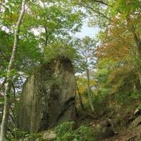 秋色・段ケ峰登山
