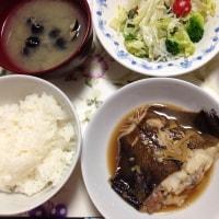 最近の晩御飯