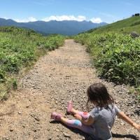 7月 霧ヶ峰キャンプ場 〜 是非また訪れたい。