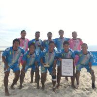 ビーチサッカーリーグチャンピオンシップ2016
