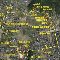 柳井市 楽しかった新庄史跡巡りウォーキング(3/3)