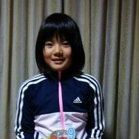 杏香ちゃん…9歳になりました🎵