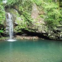 赤淵川 牛ヶ淵の滝 FILE:3