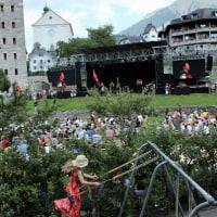 スイスの夏・2017(その2) ヨーデル祭り