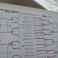びわ湖カップなでしこ大会準決勝までの対戦結果