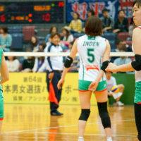 高校女子バレーボール大会関東大会が市民体育館で6月2~4日 で挙行さる!