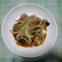 夕飯は牛カルビ焼き肉でした