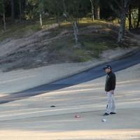 ジュニアゴルフ教室  主催 三木市ゴルフ協会   後援 センチュリー吉川ゴルフ倶楽部