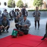 松戸神社例大祭(宵宮)