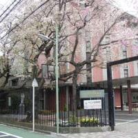 2015年4月建築探訪再始動 その2「桜の中のレーモンド」