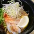 お昼はスシローへ(´ω`)  大阪限定 カレーラーメン