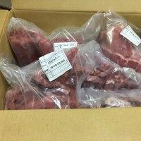 お肉に赤外線治療器。