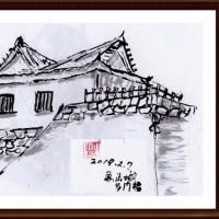 三重の城郭(亀山城と伊賀上野城)