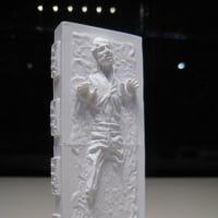 ハン・ソロのカーボン冷凍