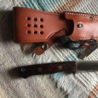 バークリバー ナイフ その続き