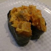 魚べい成田市美郷台店のスパイシーサラダ