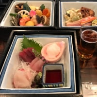 今日のお昼ご飯  およばれしました。