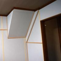 ここのところ我が家のお勝手の壁のリフォームをしていましたのでご無沙汰アップです。