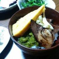 4月22日(土)めかぶ炙り鰤丼