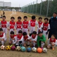 ふれあいカップ2日目の試合結果(U10)