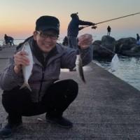 海釣りは時の運