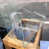 中古 600×300×360オールガラスオーバーフロー水槽