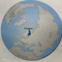 フィンランドへ、行ってきます