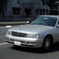 Nissan Cedric 1995- 9代目になったニッサン セドリック