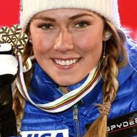 ミカエラ・シフリン世界アルペン3連勝もまだ21歳の美人さん