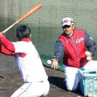 広島打撃投手ら10人が体調不良宿舎で静養