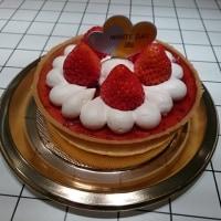 最後にケーキ~☆