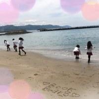 JAれいほくライブ&海---!(・ω・)ノ