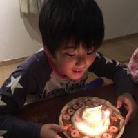 長男11歳の誕生日