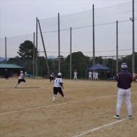 練習試合(津山商業高校)