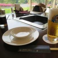 「生麦」キリンビール横浜工場 レストランビアポートでBBQ