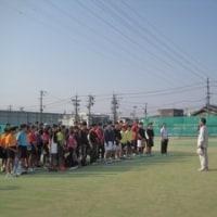 「市民ソフトテニス大会」開催☆2016