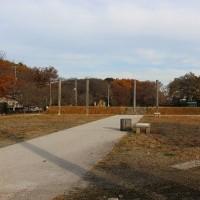 国分尼寺跡と伝鎌倉街道、そして黒鐘公園