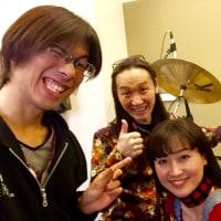 Yumicoさんレコーディング
