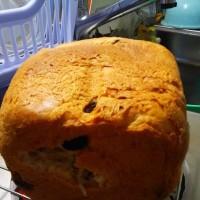 170624_くるみ・ぶどうパンをつくる