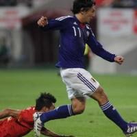 本田がいなければ何もできないチームなのか!