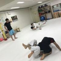 (月)ブラジリアン柔術クラス