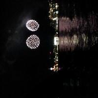 12/24別府クリスマス花火大会、花子Ⅱ8時スタート8時35分エンド。いまだかってない綺麗な花火、風5ノット前後、波0.5m天候晴れ寒いけど、来年も絶対に見るぞ。別府スパビーチ前!