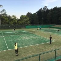 三段池公園テニスコート